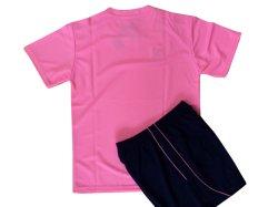 画像2: フライホーク子供用オリジナルユニフォーム上下セット(ピンク)