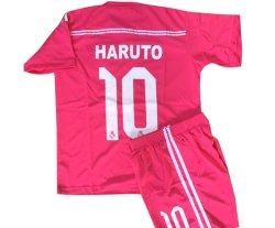 画像1: HARUTO#10レアルマドリード(ピンク)子供用XLサイズ