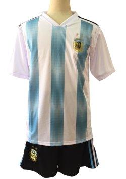画像1: 18/19-アルゼンチン代表(ホーム)レプリカユニフォーム