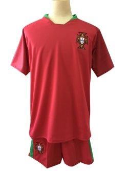 画像1: 18/19-ポルトガル代表(ホーム)レプリカユニフォーム