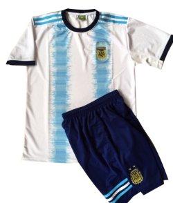 画像1: 19/20-アルゼンチン代表(ホーム)レプリカユニフォーム